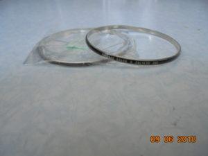 браслеты Спаси и сохрани металлические