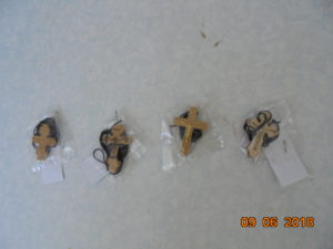 православные кресты нательные деревянные