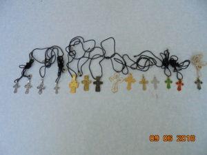 православные нательные кресты, кресты нательные металлические