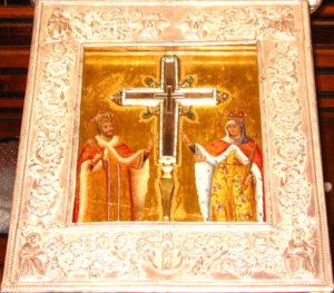 Крест  Господень  в  Иерусалиме