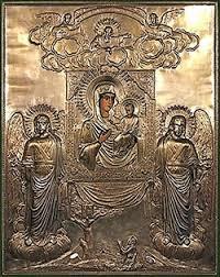 Святогорская икона Богородицы