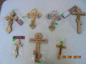 православные настенные деревянные кресты