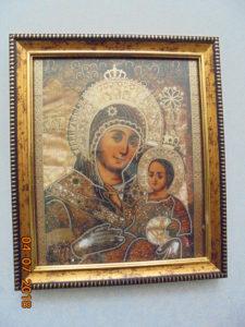 православная икона Вифлеемская икона Божией Матери