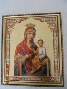 православные чудотворные иконы Божией Матери, Скоропослушница