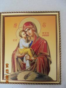 чудотворные иконы Богородицы, Почаевская икона Божией Матери