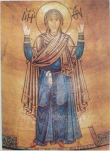 """Икона Божией Матери """"Нерушимая Стена"""""""