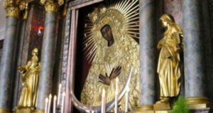 Остробрамская икона в Вильнюсе