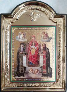 Свенская Печерская икона Божией Матери