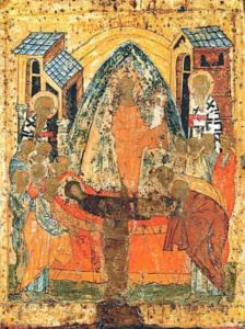 Семигородная икона Успения