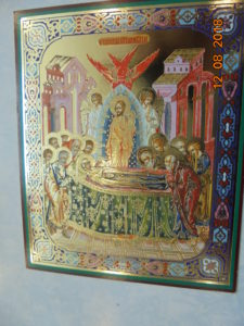 Почитаемые чудотворные иконы Успения Пресвятой Богородицы