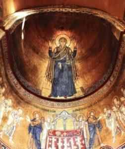 Чудотворная  икона  Божией  Матери  Нерушимая  стена