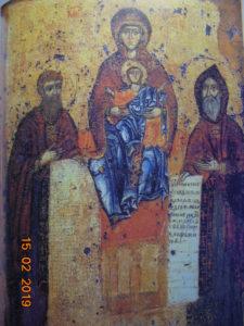 Свенская икона Божией Матери