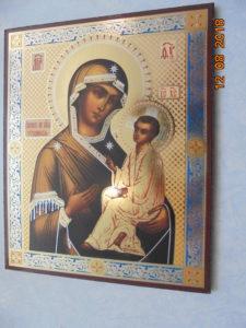 чудотворные иконы Божией Матери, Тихвинская икона