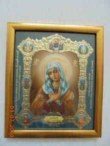 православные чудотворные иконы Божией Матери, икона Умиление