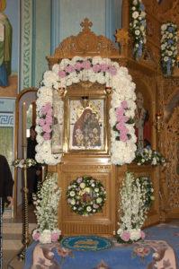 Чудотворная  Боянская  икона  Божией  Матери