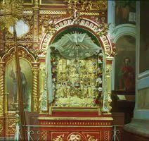 Далматская  икона  Божией  Матери