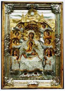 Дивногорская ( Сицилийская ) икона Божией Матери