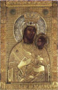 ктиторская  икона  Божией  Матери