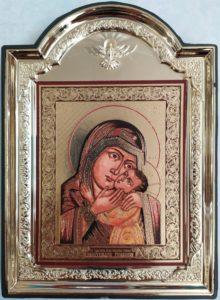 Леньковская Новгород-Северская икона Божией Матери