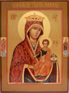 Суморинская - Тотемская икона Божией Матери