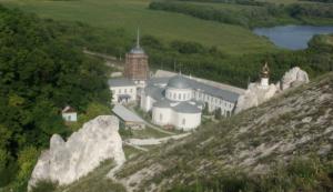 Свято-Успенский Дивногорский монастырь
