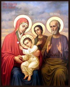"""Икона Божией Матери """"Трех радостей2"""