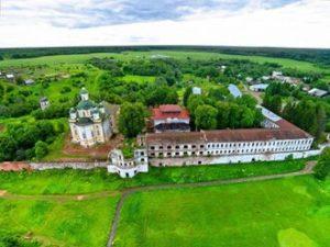 Спасо - Суморин мужской монастырь