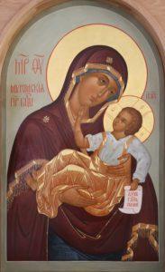 Муромская икона Божией Матери