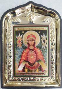 Албазинская  икона  Божией  Матери