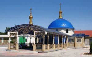 Свято-Касперовский женский монастырь