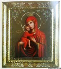 Дубенская Красногорская икона Божией Матери