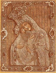 Дубенская икона Божией Матери