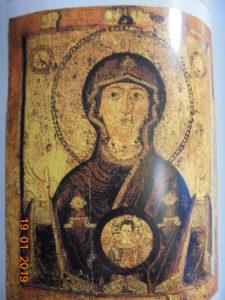 """Чудотворная икона Божией Матери """"Знамение"""""""