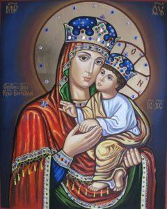 Киево  Братская икона БОжией Матери