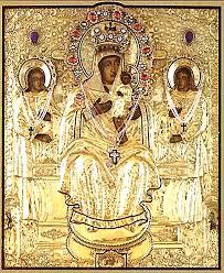 Кипрская Стромынская икона Божией Матери