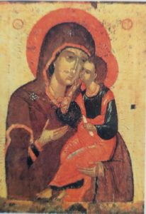 Любечская икона Божией Матери