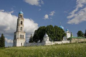 Свято-Покровский Аврамиево-Городецкий монастырь