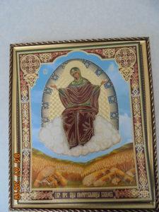 Спорительница хлебов, икона  Божией  Матери