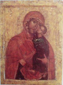 Толгская икона 14 век