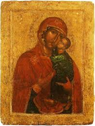 Толгская икона Божией Матери