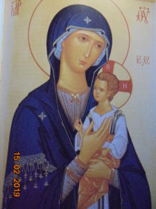 Пименовская  икона  Божией  Матери