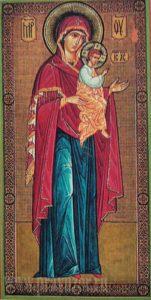 Косинская Моденская икона Божией Матери