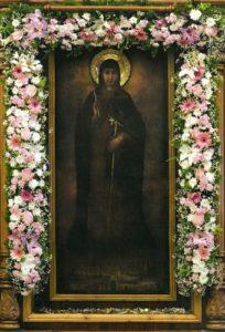 Икона Божией Матери Вратарница Угличская