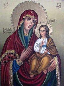 ТУпичевская икона Божией Матери