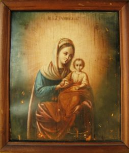 Урюпинская икона Божией Матери