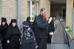 Архимандрит  Амвросий,  епископ  Волновахский