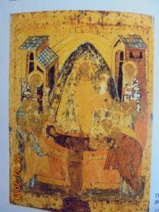 Тупичевская икона Божией Матери Успение
