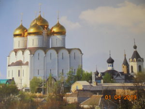 Свято - Успенский Николо - Васильевский монастырь, святой  старец  Зосима