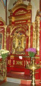 Горбаневская икона Божией Матери