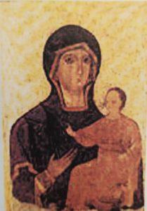 Феодотьевская икона 15 век